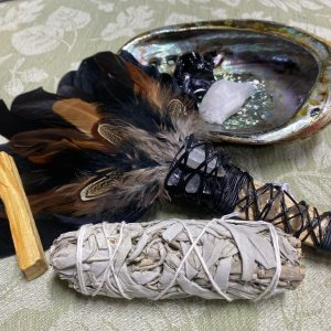 Meditation and Smudging Starter Kit